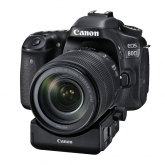 Canon EOS 80D s Power Zoom Adapter PZ-E1.