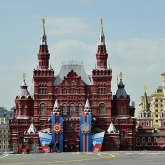 Moscow - The Red Square | fotografie
